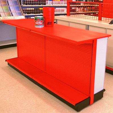 Retail Store Countertop System