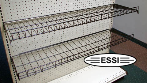 Gondola Wire Shelving