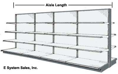 Aisle Length